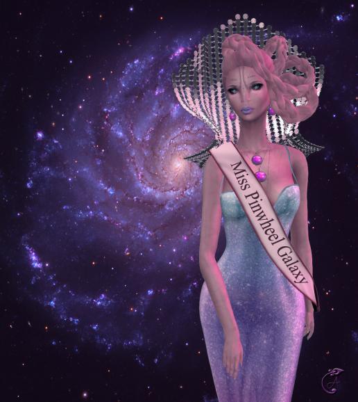 Miss pinwheel galaxy 2