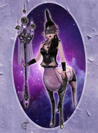 Purple centaur 1