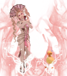 Fantasy Fair 2015: The Duckling and the Sakura demon
