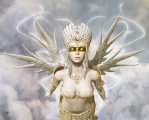Dream 14: Angel of light