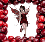 Dream 19: Cherry fairy.